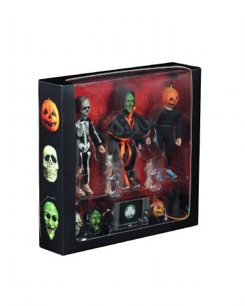 "NECA Halloween 3: Season of the Witch 8"" Scale Clothed Action Figure Set"